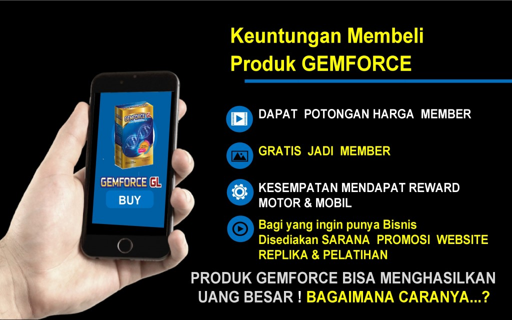 GEMFORCE GL SUMBER PASSIVE INCOME